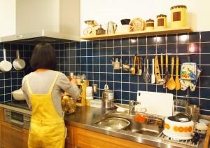 知多市河合邸(キッチン7)