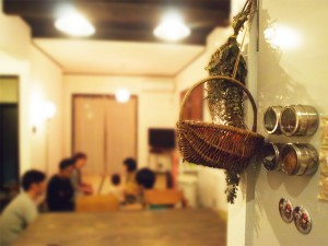 知多市河合邸(見学会風景2)